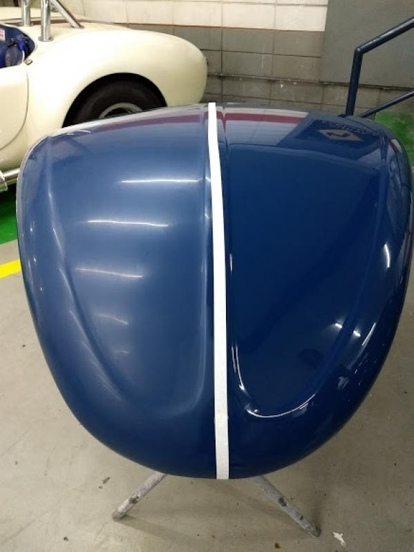 Cristalização Automotiva de Farol - ASES AUTOMOTIVA