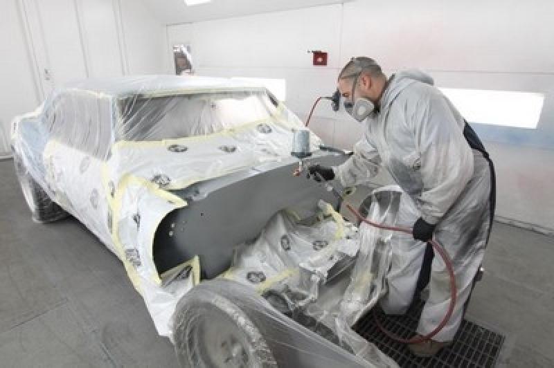 Funilaria e Pintura para Veículos Antigos - ASES AUTOMOTIVA