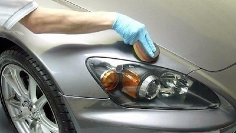 Polimento de Carros Pratas - ASES AUTOMOTIVA