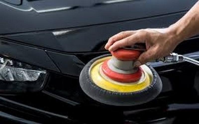 Polimento de Carros Pretos - ASES AUTOMOTIVA
