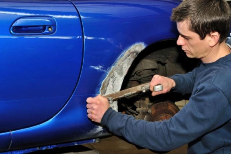 Restauração de Carros em Fibra - ASES AUTOMOTIVA