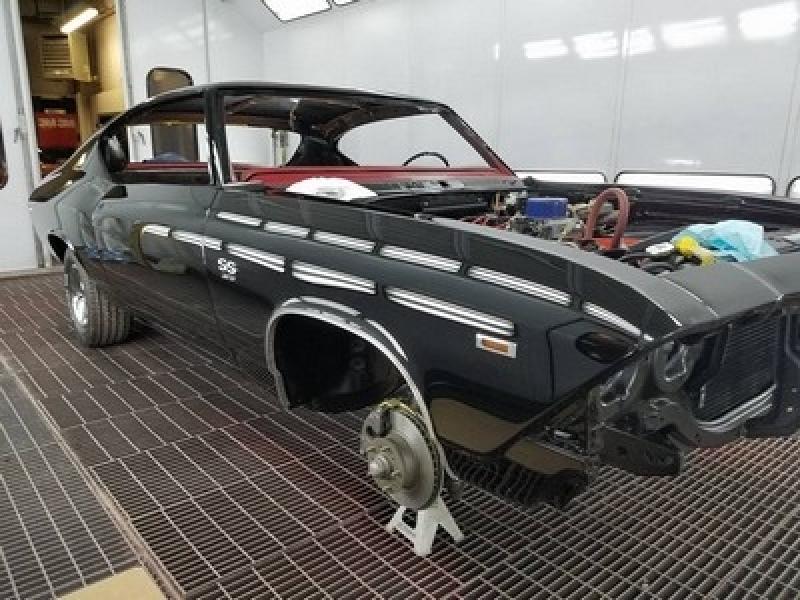 Restauração de Carros Gol - ASES AUTOMOTIVA