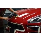 cristalização automotiva de carros
