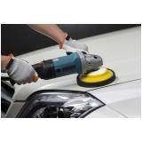 cristalização automotiva de pintura 3m