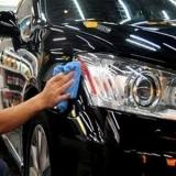 cristalização automotiva em carro riscado