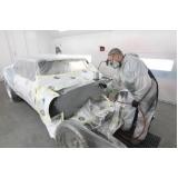 funilaria e pintura de carros Santo Amaro