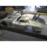 quanto custa funilaria e pintura para carros antigos Sacomã