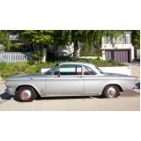restauração de carros antigos opala Parque Colonial