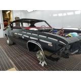 restauração de carros gol Brooklin Paulista
