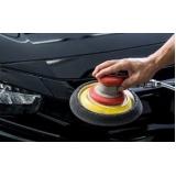 vitrificação de pintura automotiva preço Vila Mascote