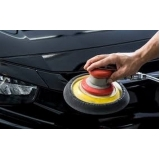 vitrificação de pintura automotiva preço Jockey Club