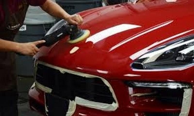 Vitrificação de Pintura Valor Panamby - Vitrificação para Veículos